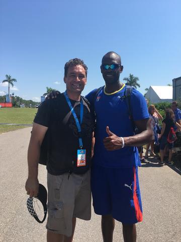 My experiences at the Rowing World Championships, Sarasota, Florida.