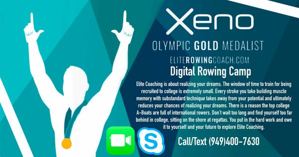 X-TEAM - Private Elite Coaching, rowing, Xeno Müller, Elite Rowing Coach