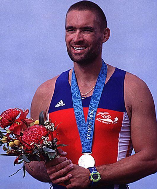 Xeno Muller Silver Medalist Sydney Olympics