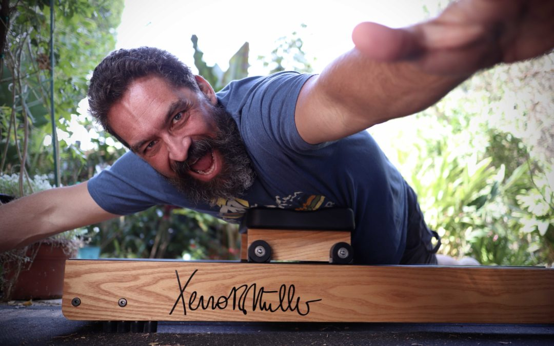 Xeno Signature Waterrower