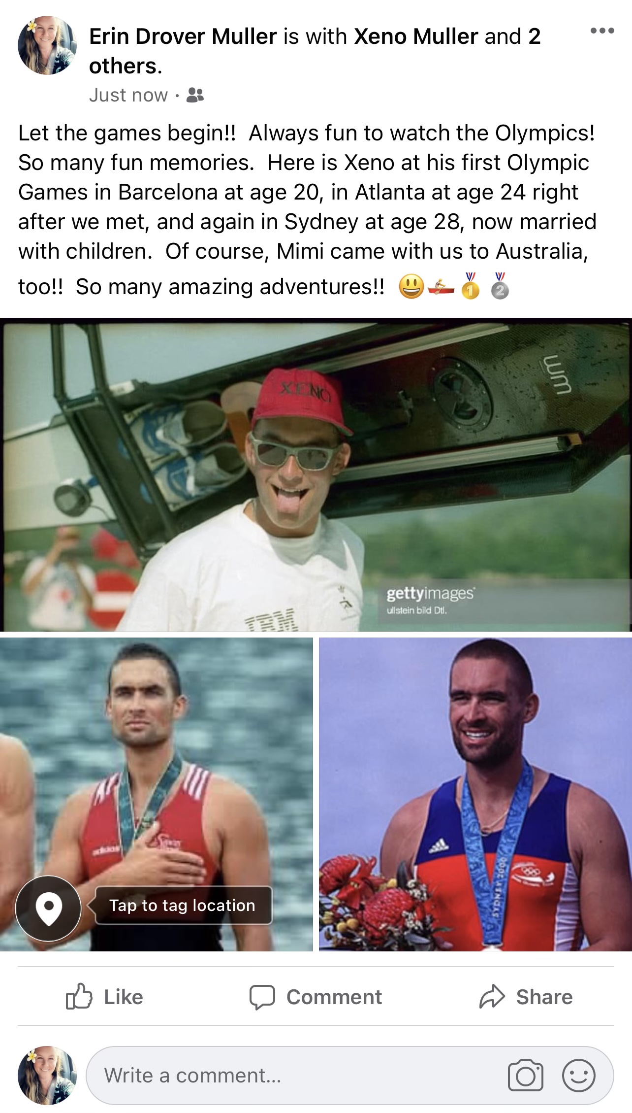 Xeno Muller Olympic Gold Medalist and the Tokyo Olympics 2021
